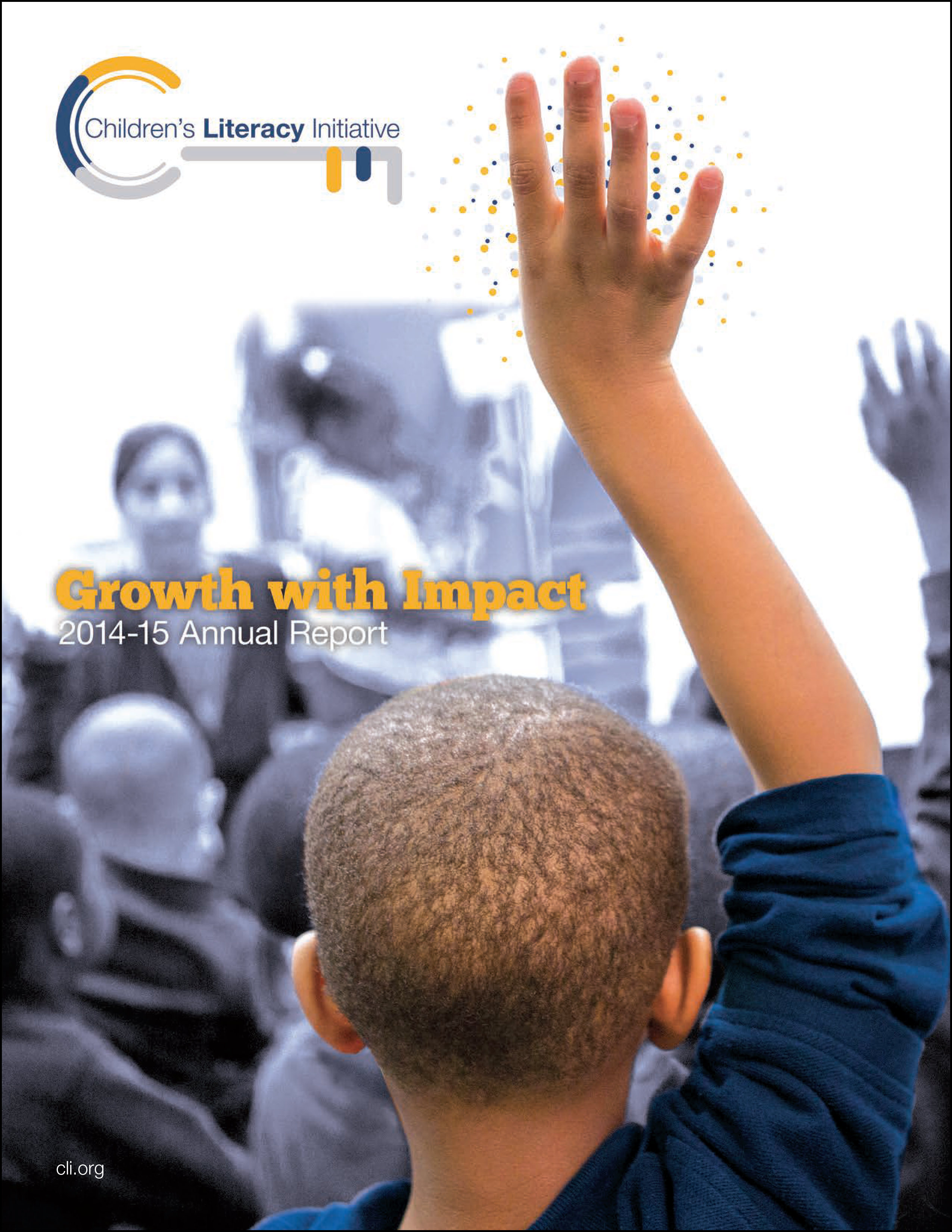 Growth with Impact, Annual Report 2015